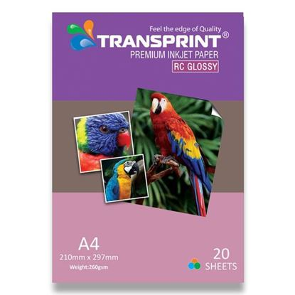 Picture of PREMIUM INKJET PAPER RC GLOSSY