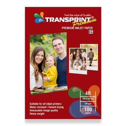 Picture of TRANSPRINT PREMIUM INKJET PAPER CC 4R