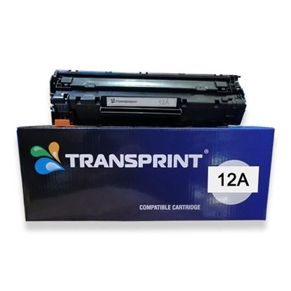 Picture of TRANSPRINT 12A COMPATIBLE CARTRIDGE