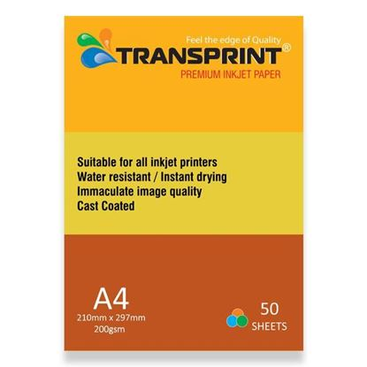 Picture of PREMIUM INKJET PAPER CC GLOSSY 200gsm