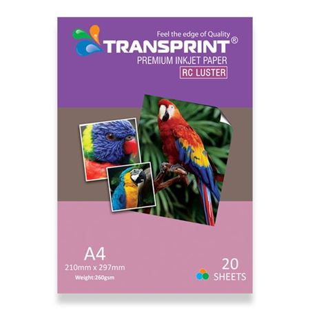 Picture for category Photo Papers RC A4