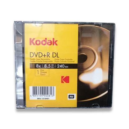 Picture of KODAK DVD+R DL